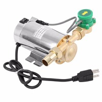(Ship from USA) 90W 110V Electronic Automatic Home Shower Washing Machine Water Booster Pump