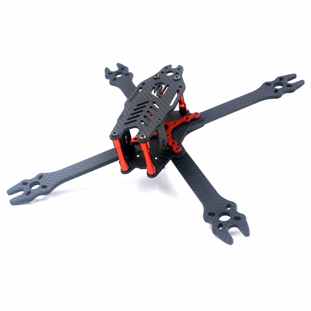 DIY mini FPV F2 mito 210 pure carbon fiber frame support F3 F4 Flight Control 2205 Motor 20A 30A 35A for Racing drone quadcopter rc plane 210 mm carbon fiber mini quadcopter frame f3 flight controller 2206 1900kv motor 4050 prop rc