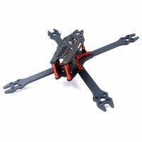 DIY mini FPV F2 mito 210 pure carbon fiber frame support F3 F4 Flight Control 2205 Motor 20A 30A 35A for Racing drone quadcopter