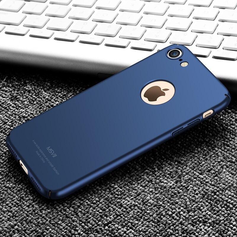 IPhone 7 üçün Orijinal MSVII Case, iPhone 7 üçün Plus Lüks - Cib telefonu aksesuarları və hissələri - Fotoqrafiya 2