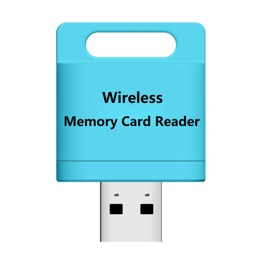 10 pcs/lot WiFi Wireless Smart Memory Card Reader TF microSD Adapter Share wifi sdhc Card Adapter for android ios windows extend