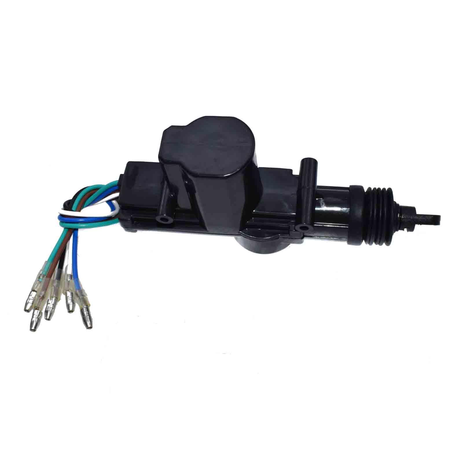 ISANCE универсальный надежный дверной замок привод 12V 5 провод регулировки 360 градусов
