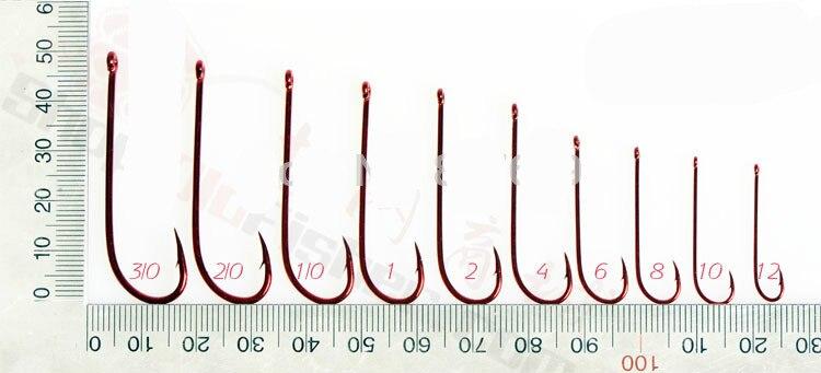 Grepa të krimbit të mustadës së gjakut për peshkimin e detit - Peshkimi - Foto 4