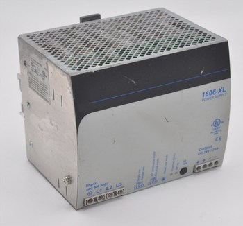 Allen Bradley 1606-XL480E-3W Power supply 20A резистор allen bradley 2w 160 ohm