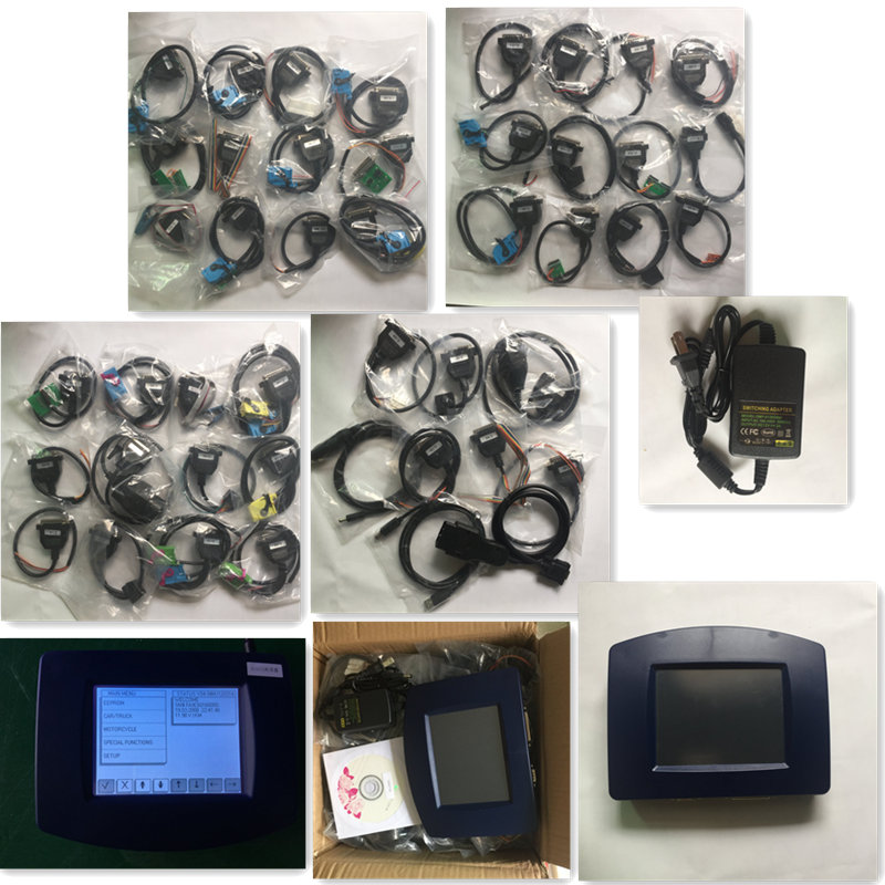 2017 Newest V4.94 Professional Digiprog III Digiprog 3 Odometer Programmer With Full Software digiprog3 full set with all cables