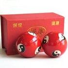 Баодин фитнес мяч мяч здоровья мяч гандбол старый маленький Тай Чи массаж рук фитнес фитнес мяч мяч  ①