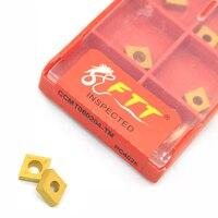 כלי קרביד כלי cnc CCMT060204 TM PC4025 CNC פנימי הפיכת להב מחרטת כלים מקורית כלי קרביד מתכת פנימי הפיכת כלי איכותי (1)