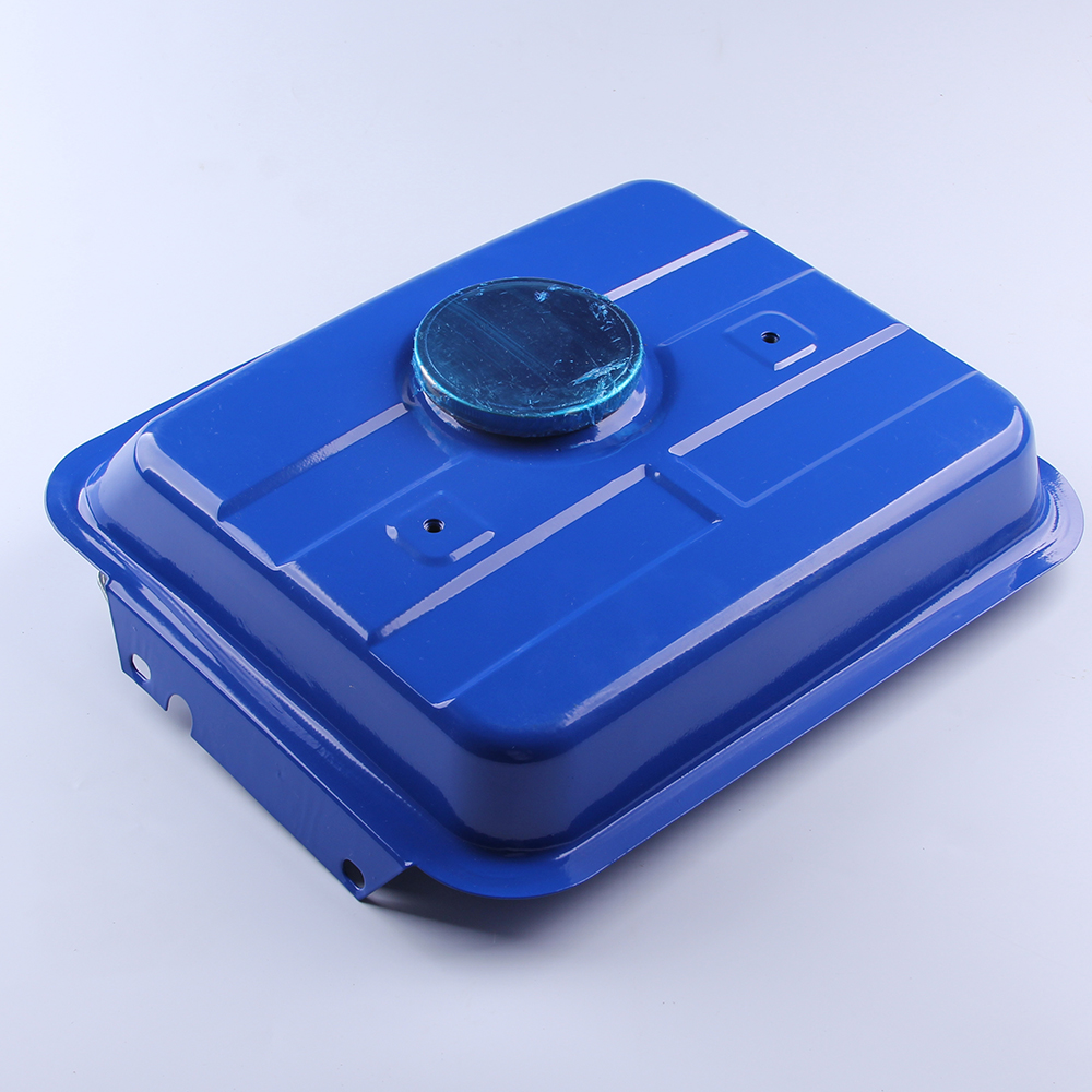 Universal 950 gasoline generator fuel tank Parts With Cover Filter Switch 3 6L Iron Petrol Cans