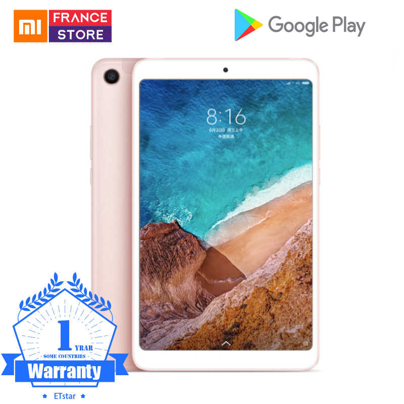 "Original Xiaomi mi Pad 4 OTG mi Pad 4 tabletas 8 ""PC"" Snapdragon 660 Octa Core 1920x1200 13.0MP + 5.0MP Cámara 4G tableta Android"