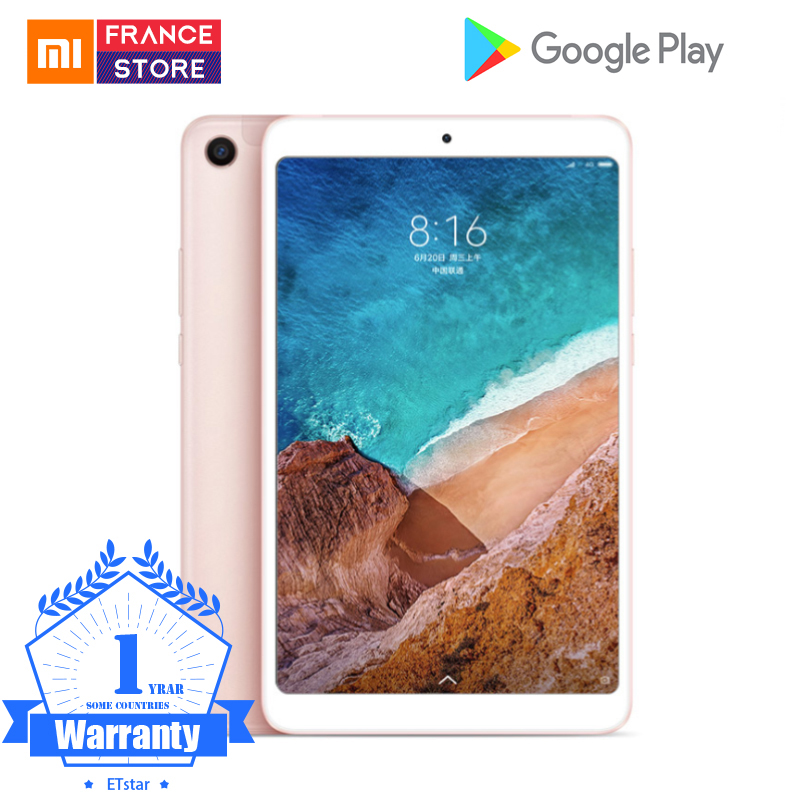 Original Xiaomi Mi Pad 4 OTG MiPad 4 Tablets 8″ PC Snapdragon 660 Octa Core 1920×1200 13.0MP+5.0MP Cam 4G Tablet Android