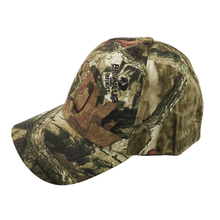 Men's Outdoor Hunting Cap Camouflage Hunting Hat Tactical Bionic Camo Fishing Cap Hiking Men's Baseball Cap Camping Peaked Cap цена