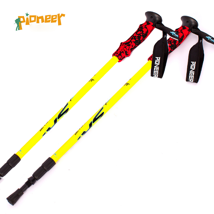 POINT BREAK 2Pcs/Pioneer Portland - Langya 3 German Mckinley Designated Manufacturers Alpenstock EVA Ultra ;Light Handle