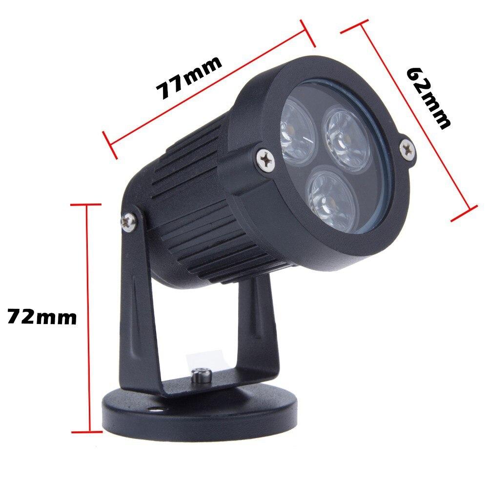 Lâmpadas do Gramado led lâmpada do gramado 110 Tensão : 85-265v