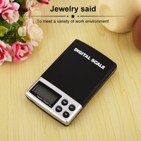 1000g x 0.1g Digital Scale Electronic Portable Weighing Precision Jewelry Weight Diamond Scale Tare Function LCD Display