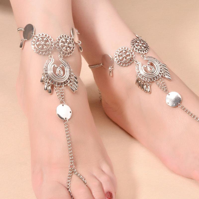 GlintLife | Bollywood style feet accessory | For feet beauty