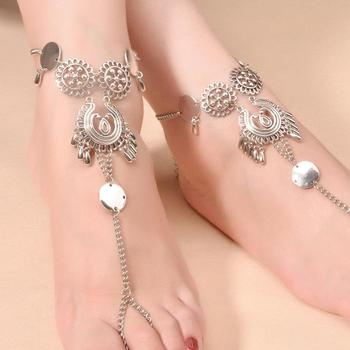 GlintLife | Bollywood style feet accessory | For feet beauty