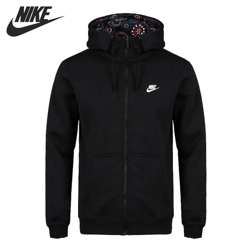 Original New Arrival 2018 NIKE FZ HD CNY PACK Men's Jacket Hooded Sportswear original nike women s jacket hoodie sportswear