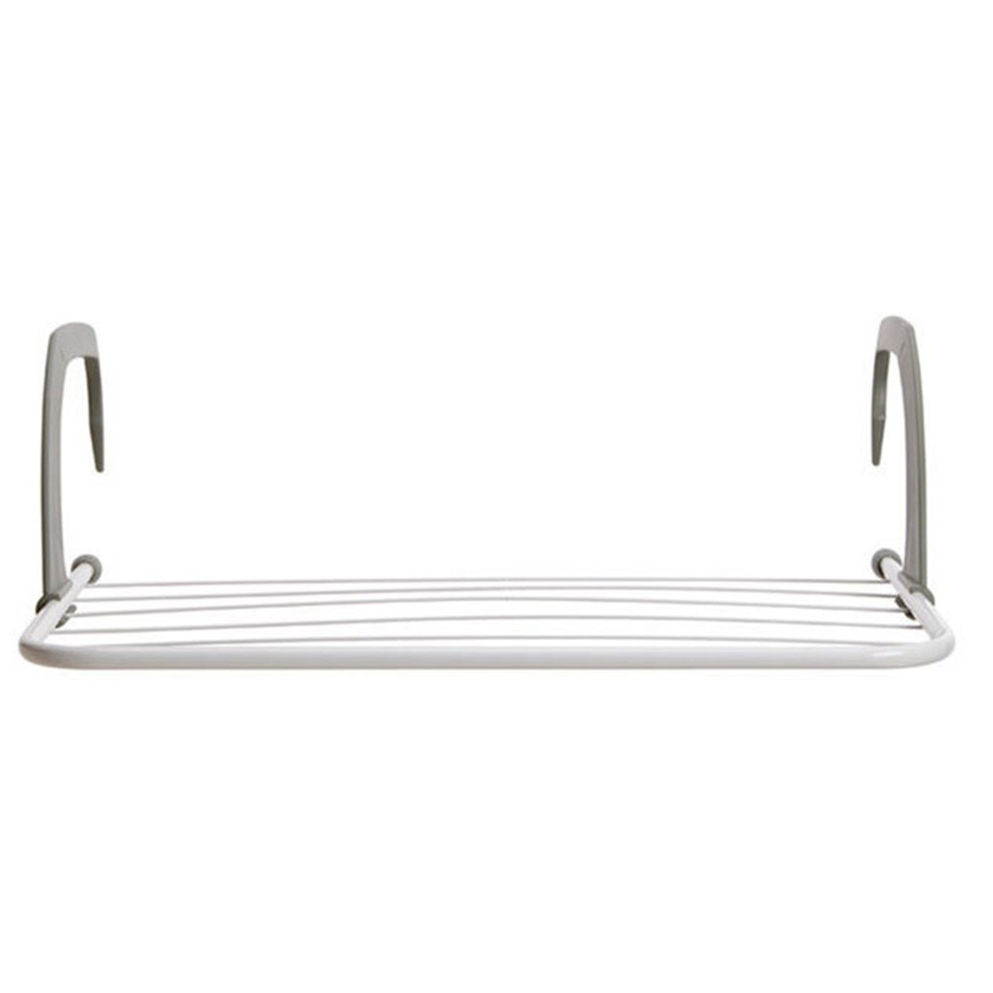 5 bar Metal Portable radiator hanger clothes dryer Airer rail towel holder