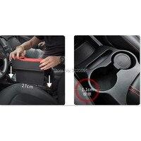 new style Car Seat Gap Holder Pocket Organizer Storage Box for mazda 6 toyota chr Infiniti g37 Nissan 370z honda grom mercedes