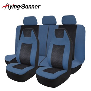 Image 2 - Speckled Velvet Fabric Car Seat Cover Universal Fit Most Vehicles Seats Interior Accessories Seat Covers