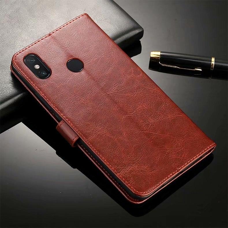 "Luxury Leather Flip case For UMIDIGI A5 Pro Premium Leather Case Phone Capa Bag Back Cover Coque UMIDIGI A5 Pro 6.3"""