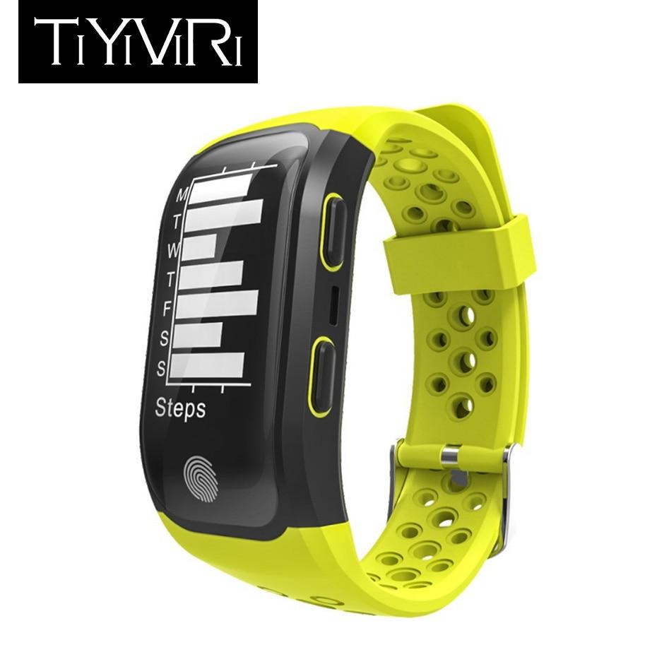S908 Smart Bracelet Wristband Watch Heart rate monitor fitness bracelet GPS fitness tracker IP68 waterproof Step count smart bracelet waterproof dw06 android watch gps sport band fitness tracker heart rate monitor pedometer wristband for men women