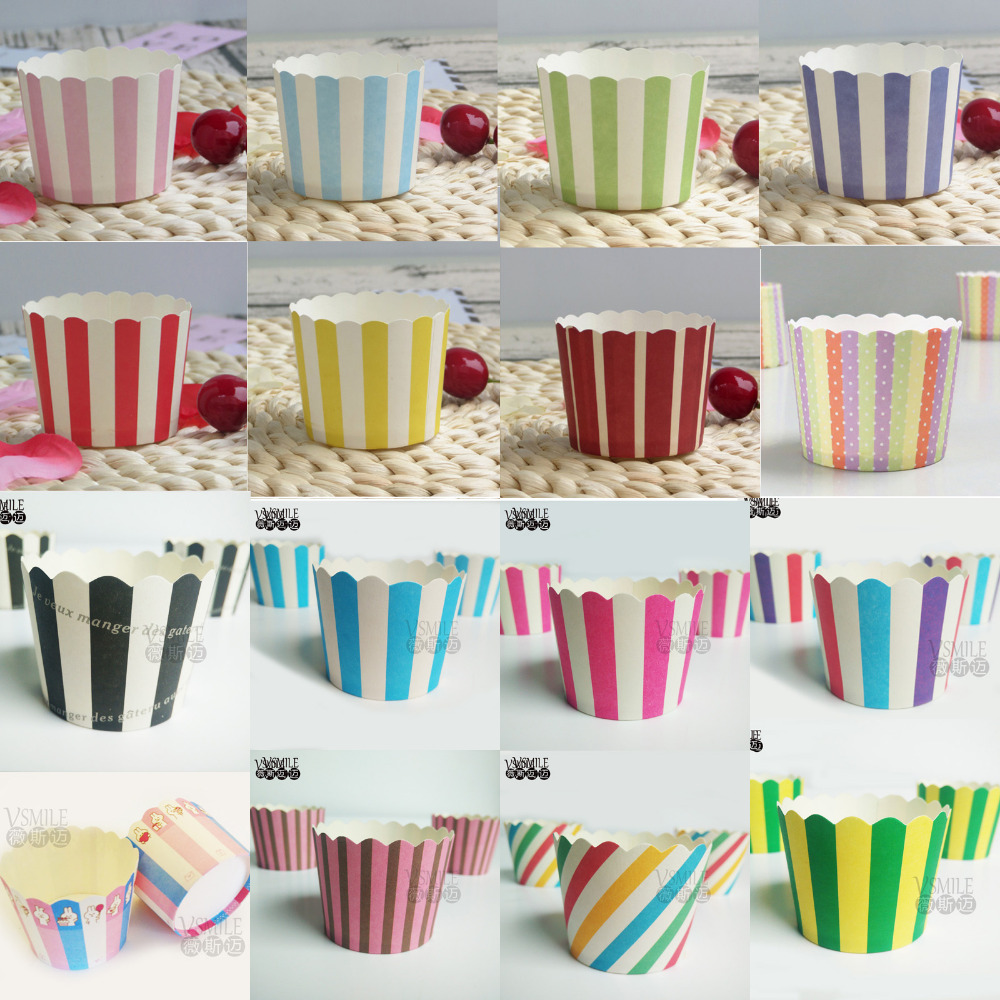 Festive & Party Supplies Just 24pcs Paper Cupcake Wrappers Topper Princess Girl Theme Party Decoration Kids Birthday Cake Decorate Supplies 12set Baby Shower Agreeable Sweetness