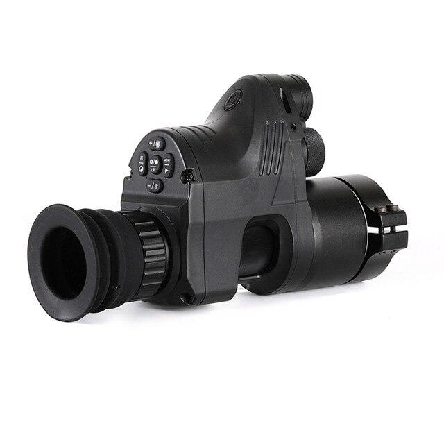 Free Shipp Pard NV007 Digital Hunting Night Vision Scope Wifi APP Telesopes 5W IR Infrared Night Vision Riflescope