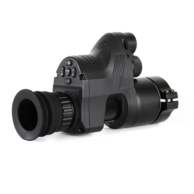 Free Shipping NV007 200m Infrared Night Vision Telescope Hunting Night Vision Set Sight Digital IR Monocular Rifle scope