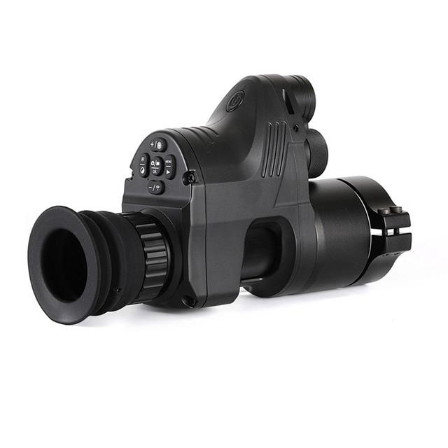 Livraison gratuite Pard NV007 portée de Vision nocturne de chasse numérique Wifi APP Telesopes 5W IR lunette de Vision nocturne infrarouge