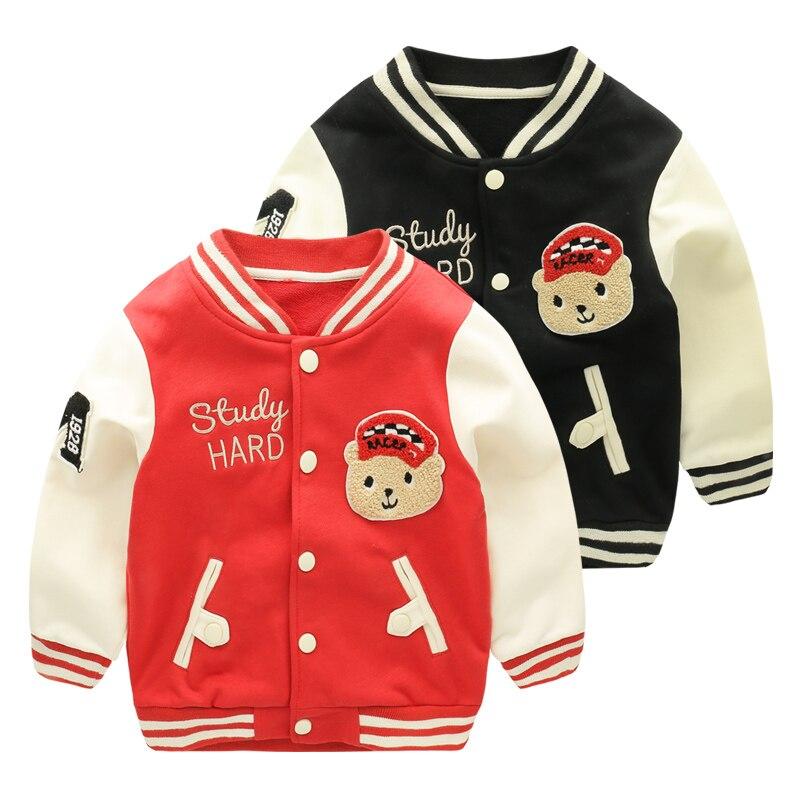 Online Buy Wholesale kids baseball jackets from China kids ...