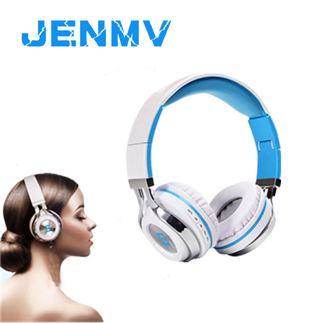 Souyo BT501 Bluetooth wireless headphones Stereo music Earphones With Microphone Handsfree Calls portable headphones for phones