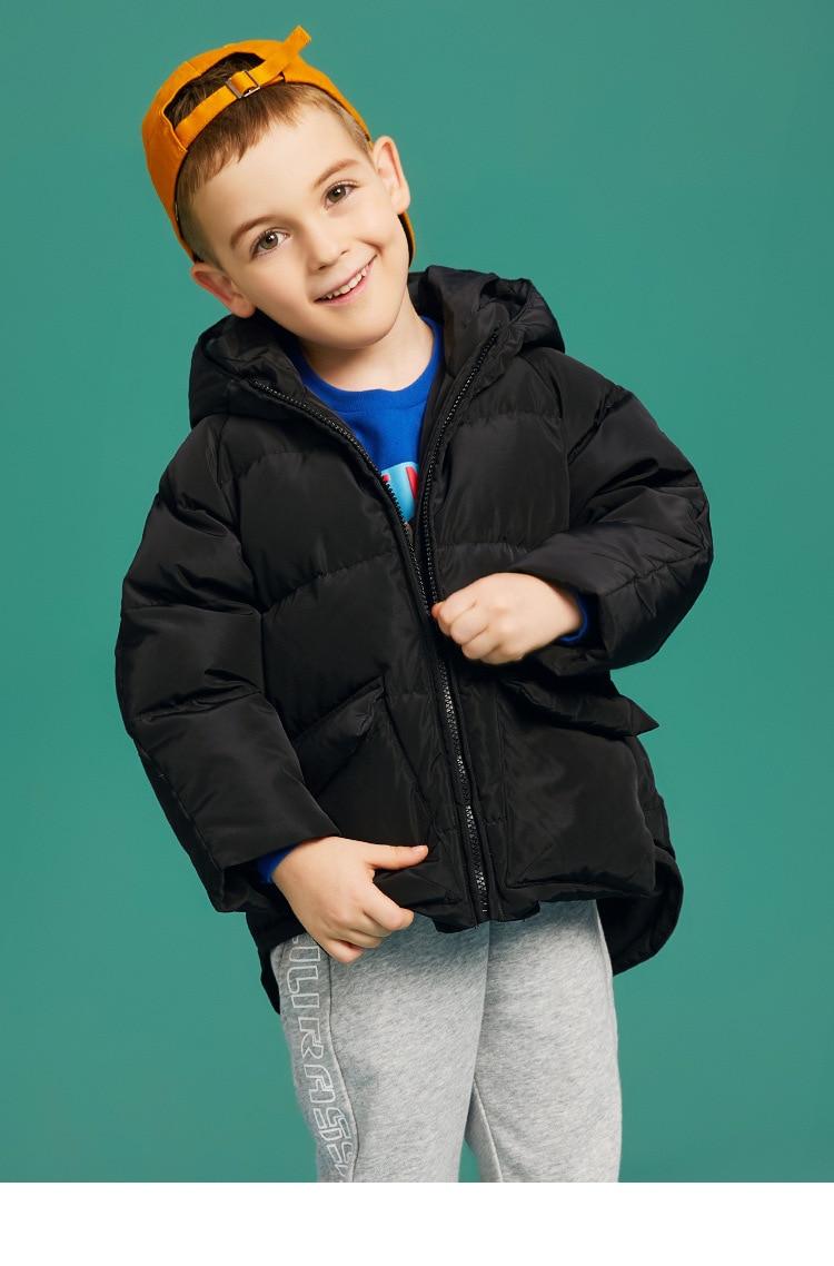 Baby Boy Down Jacket Cotton Clothes Boy Warm Jacket Thickening New ProductsBaby Boy Down Jacket Cotton Clothes Boy Warm Jacket Thickening New Products