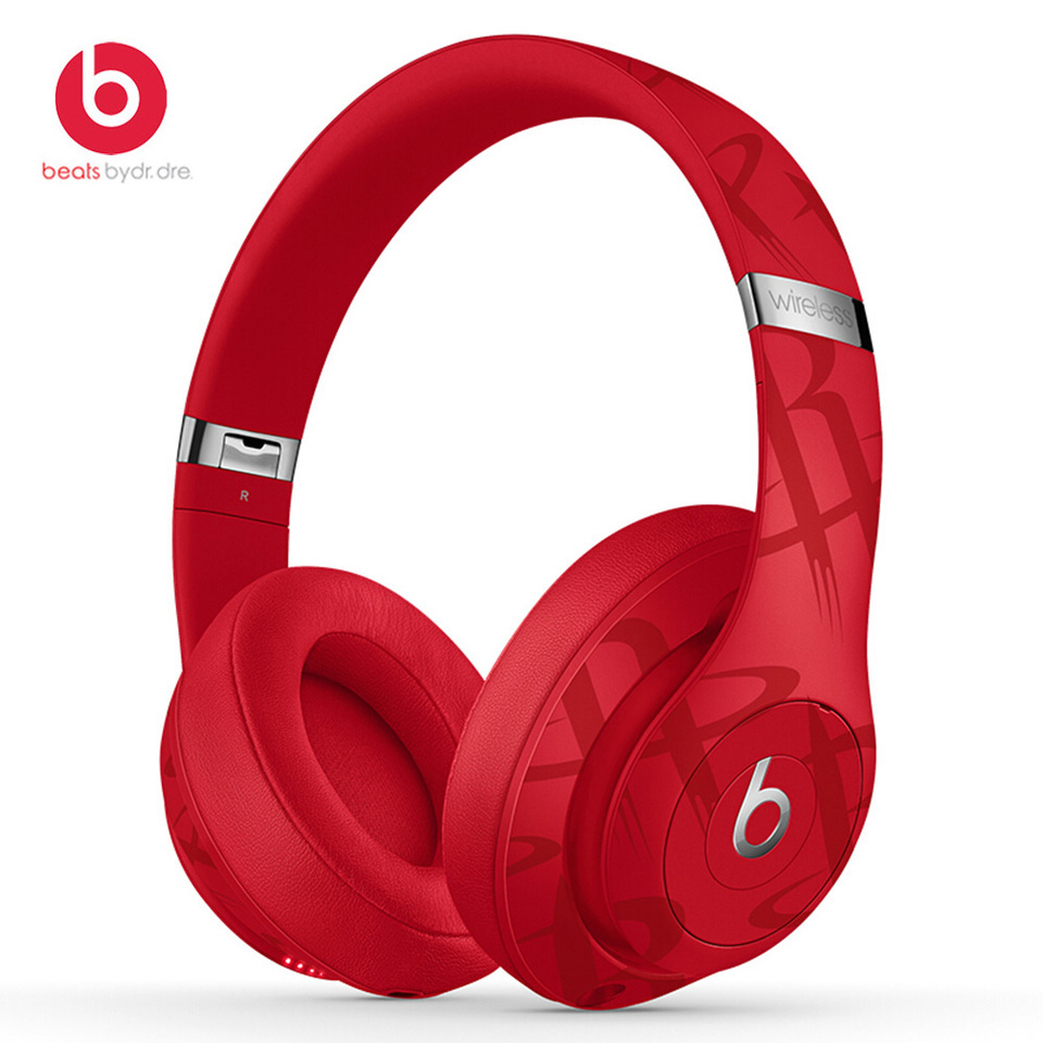 Beats Studio3 Wireless Over Ear Headphones Nba Collection Pure Anc Noise Canceling Bluetooth Music Headset With Mic Beats By Dre Aliexpress