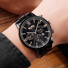 Relojes 2019 Watch Men Fashion Sport Quartz Clock Mens Watches Top Brand Luxury Business Waterproof Wristwatch Relogio Masculino цена в Москве и Питере