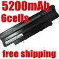 5200 MAHLaptop Аккумулятор для Dell Inspiron 14R N4010 N4010D 13R N3010D N7010 N5010 N3010 J1KND N3110 N4050 N4110 N5010D N5110 N7010