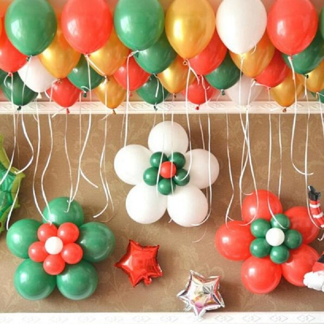 Pearlescent 20pc 10 Inch Thick 22 G Birthday Decorations Balloons Wedding Party Supplies Wholesale Anniversary Sale