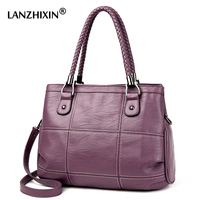 women messenger bags for women leather handbags women designer handbags high quality Crossbody Bags Shoulder Bags bolsos 3065