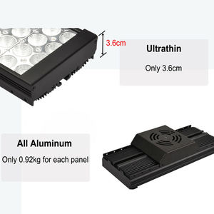 Image 2 - Aquarium LED Lighting For Reef Tank Full Spectrum UV Aquarium Lamp Dimmable Programmable LED Coral Marine