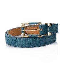 Ladies Fashion Thin Waist Belt