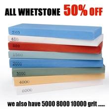 240 600 1500 4000 6000 grit professional knife sharpener sharpening for a knife stone whetstone honing oilstone water stones