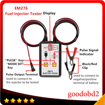 yd208 electrical system circuit tester electrical system diagnostics autek yd 208 power probe more powerful same with pt150 Fuel Pressure Tester EM276 Injector Tester Fuel Injector 4 Pluse Modes Tester Powerful Fuel Pump System Diagnostics Analyzer
