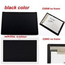 AAA Starde 10.1 »LCD pour Asus ZenPad 10 Z300C P00C P023 connecteur vert Z300M Z301MFL connecteur jaune LCD écran tactile Digitiz
