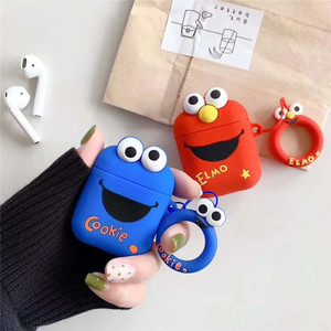 Cute 3D cartoon Cookie Elmo be