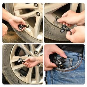 Image 2 - AUTEL MX Sensor 433 315 TPMS Mx Sensor Scan Tire Repair Tools Automotive Accessory Tyre Pressure Monitor MaxiTPMS Pad Programmer