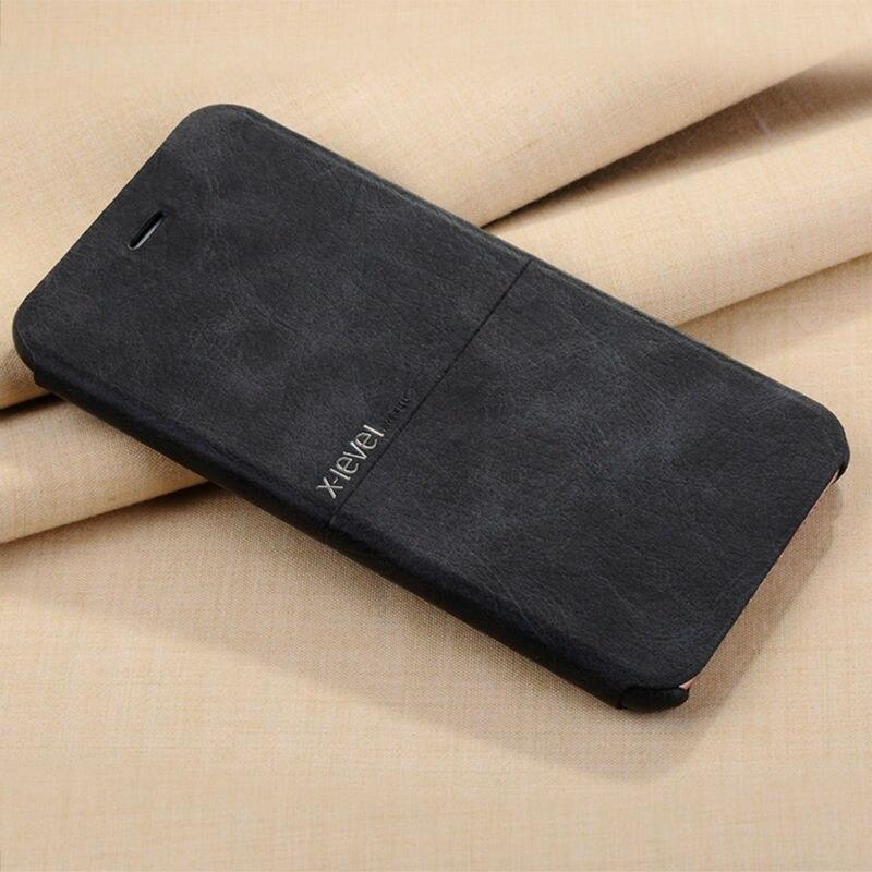 X-Level για iPhone 6 6S Case Δερμάτινο κάλυμμα - Ανταλλακτικά και αξεσουάρ κινητών τηλεφώνων - Φωτογραφία 5