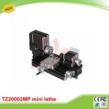 mini metal lathe machine TZ20002MP Big Power Mini Metal Lathe for teaching and DIY