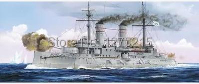 عازف البوق 05337 1/350 الروسية البحرية tsesarevich حربية 1917-في مجموعات البناء النموذجي من الألعاب والهوايات على  مجموعة 1