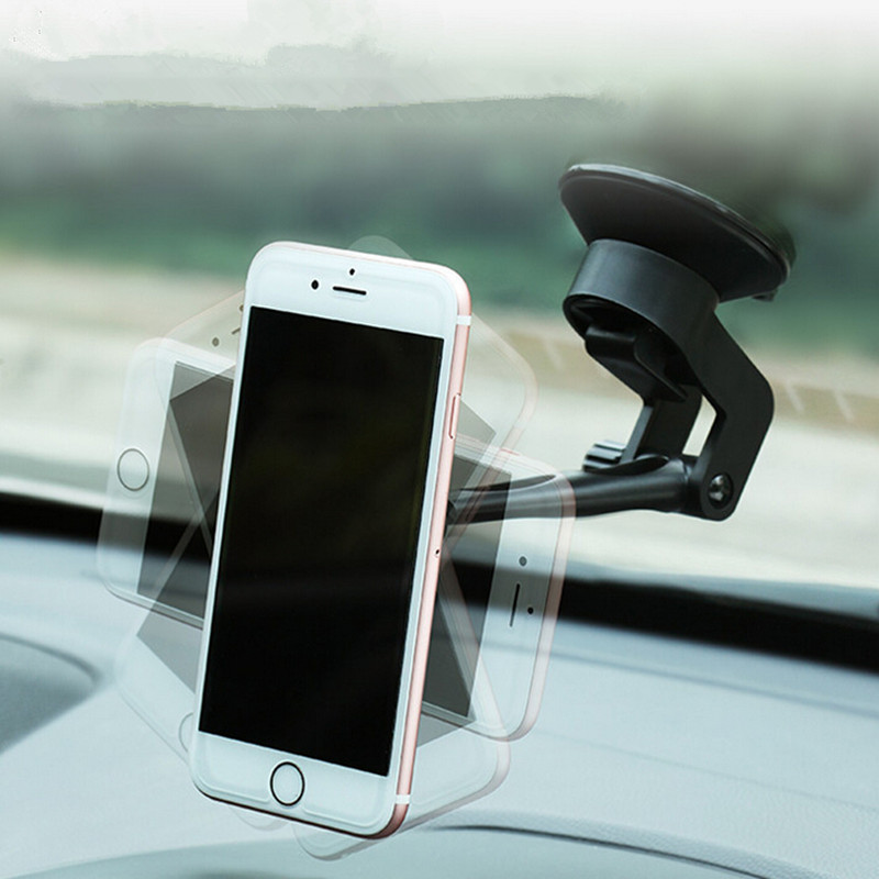 2 in 1 Universal Strong Magnetic Stand Windshield Suction Cup Car Air Outlet Holder Mount for iPhone Samsung Xiaomi HTC