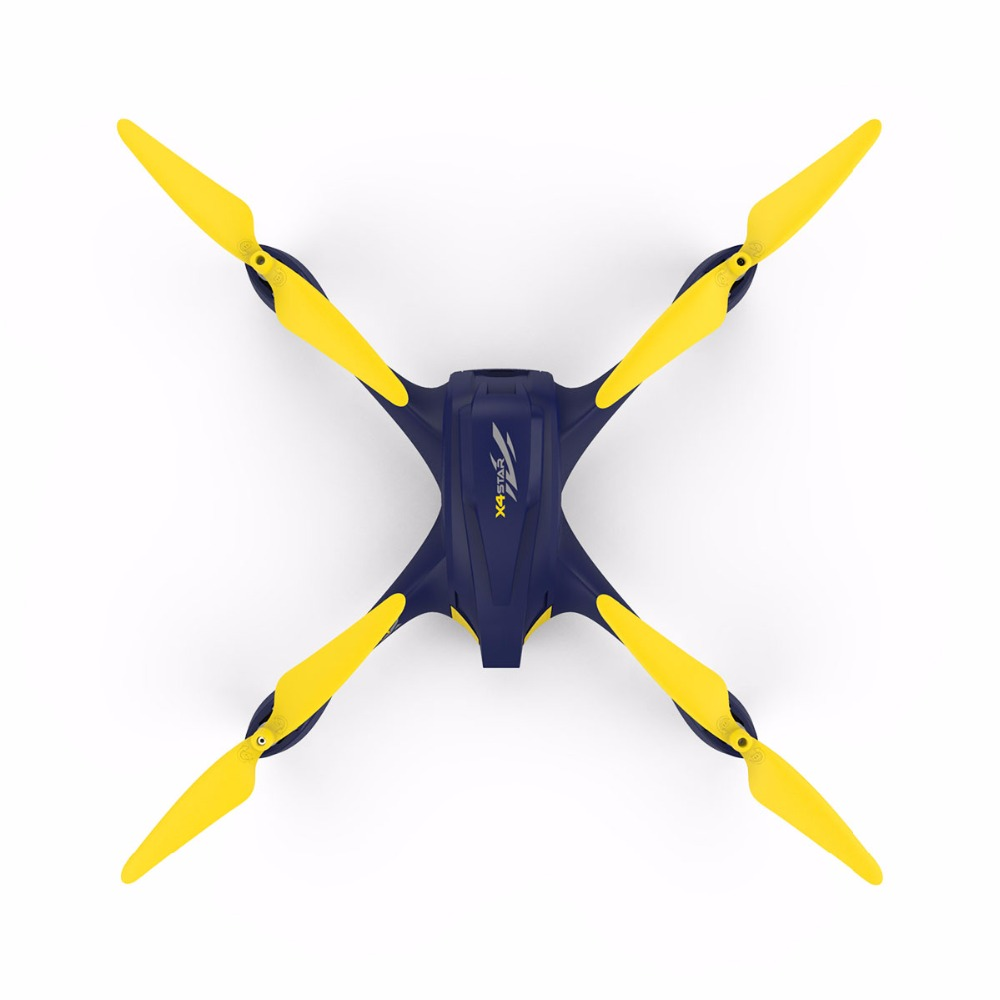 <font><b>Hubsan</b></font> H507A X4 Star Pro APP Driven Drone Wifi FPV 720P HD Camera GPS Waypoints RC Quadcopter Helicopter Live Video RTF image